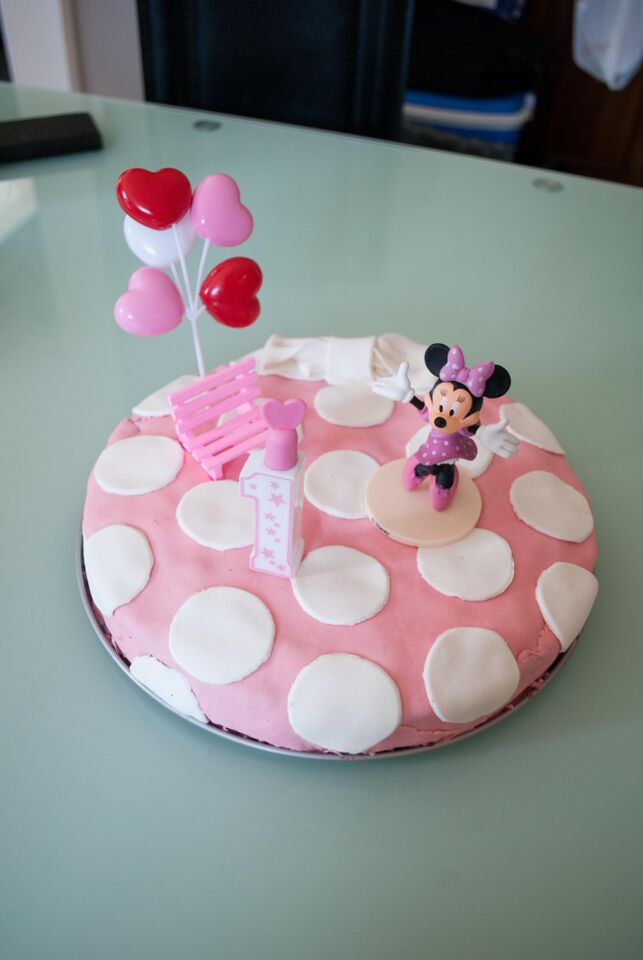 Recettegâteau Minnie Facile So Mummy