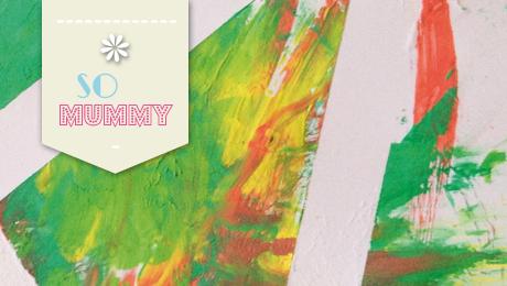 Somummy-blog-maman-atelier-peinture-scotch-activite-enfant-bebe