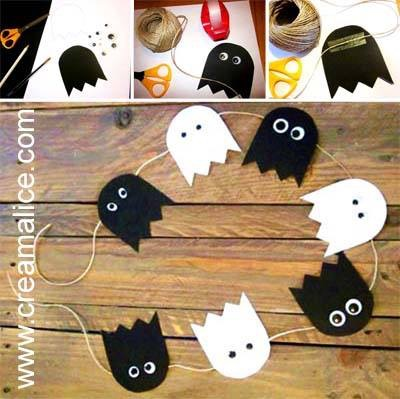 diy id es d co de r cup pour halloween so mummy. Black Bedroom Furniture Sets. Home Design Ideas